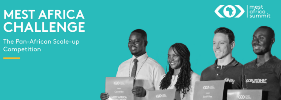 Regional finalists for the MEST Africa Challenge 2019 announced