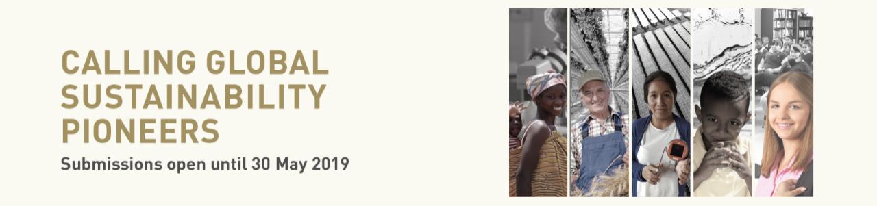 Zayed Sustainability Prize 2020