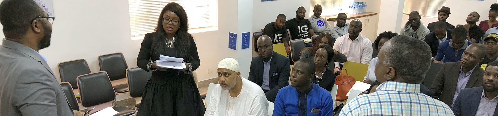 Make-IT Mentor-Driven Capital Program (Lagos and Nairobi)