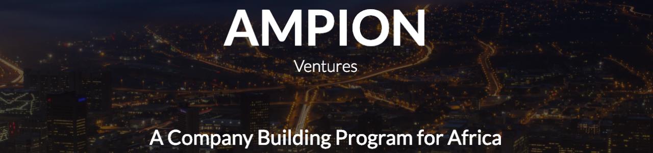 Ampion Ventures 2019