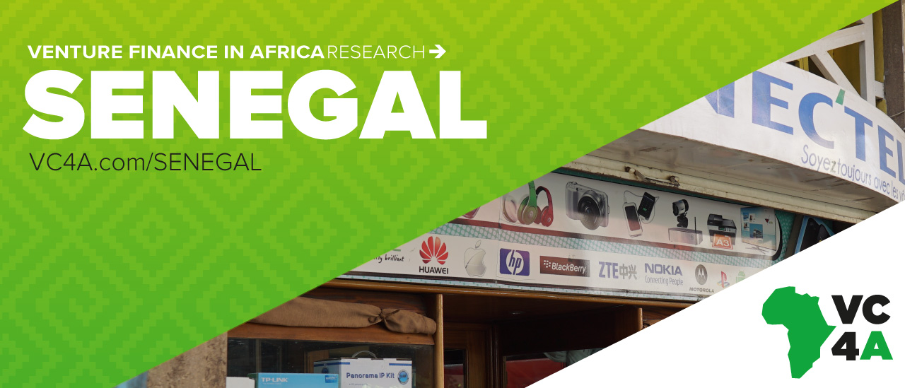 VC4A launching Senegal research report: startup ecosystem starting to pick up the pace again