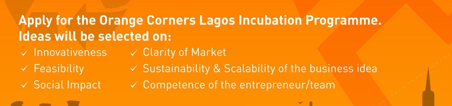 Orange Corners Nigeria