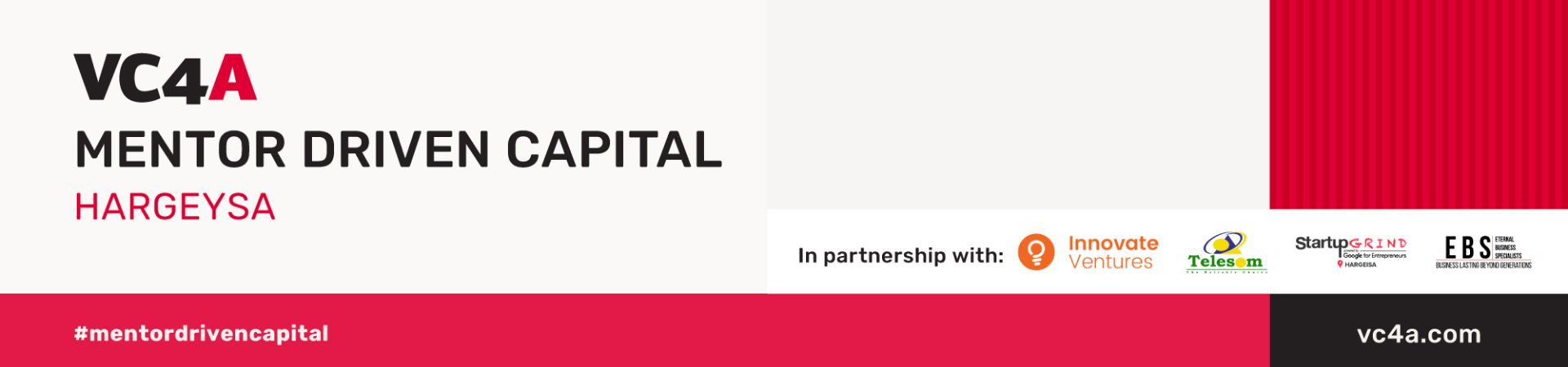 Mentor Driven Capital program Hargeisa 2019