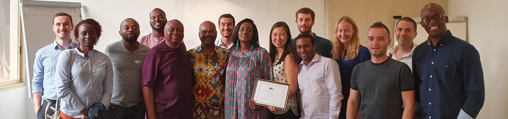 Applications for the Dakar Network Angels (DNA) are opened!