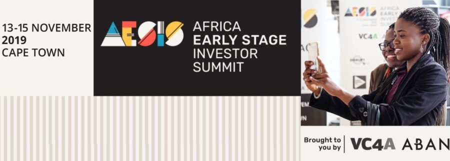 For Investors, by Investors: VC4A and ABAN announce the 6th edition of its Africa Early Stage Investor Summit – #AESIS2019