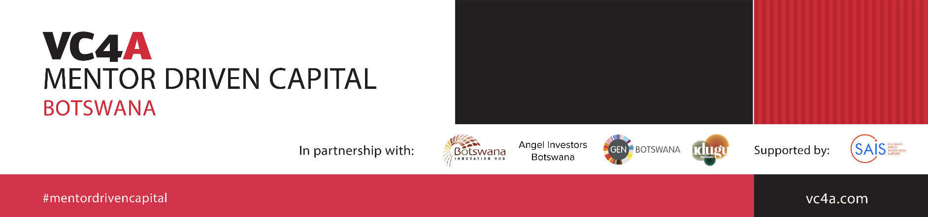 Mentor Driven Capital program Botswana 2020