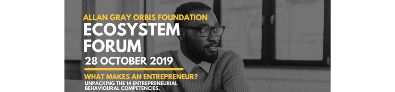 Entrepreneurship Ecosystem Forum