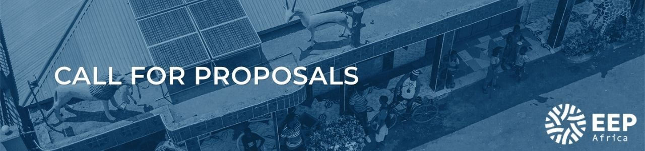 EEP Africa Call for Proposals 2020