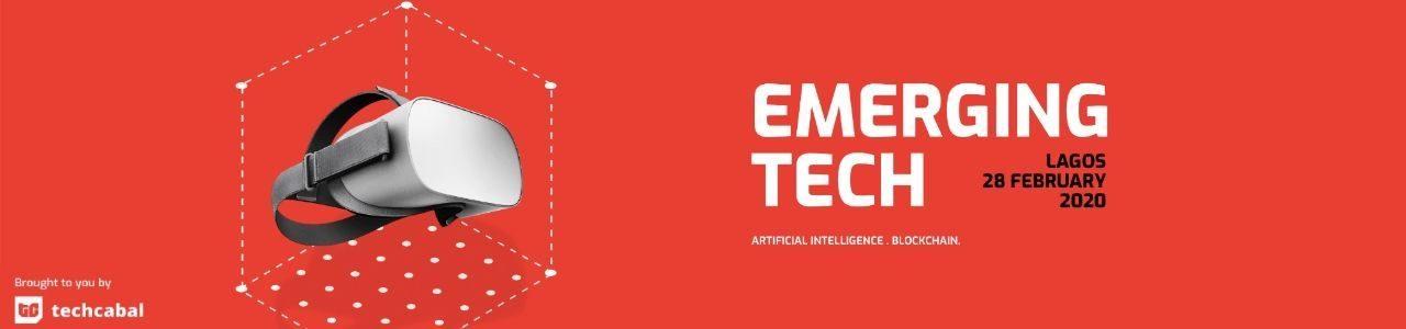 TC Townhall Emerging Tech
