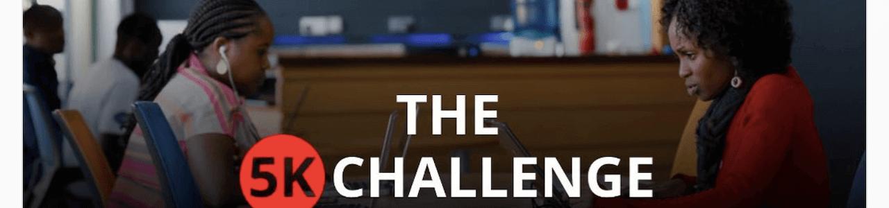 5K Challenge