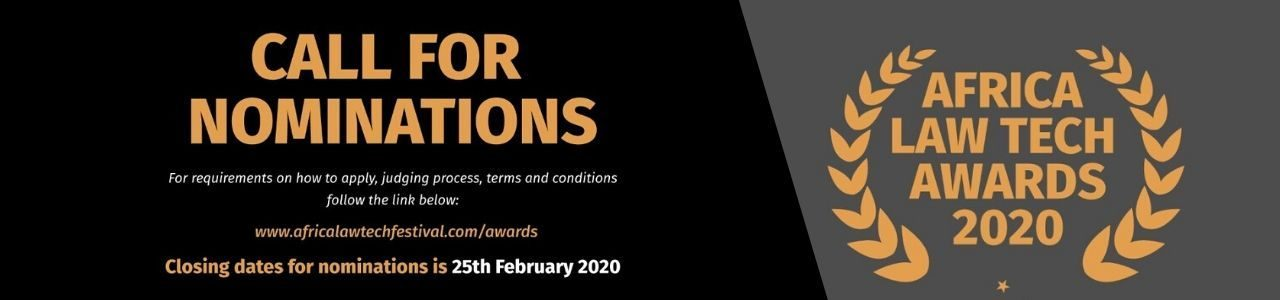 Africa Law Tech Awards 2020