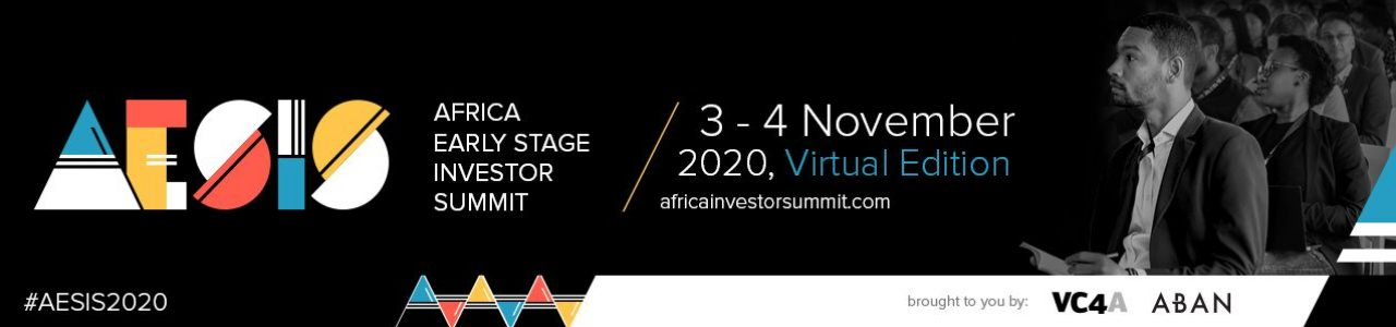 Africa Early Stage Investor Summit 2020