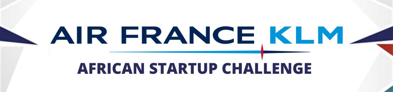 Air France / KLM Challenge For African Startups