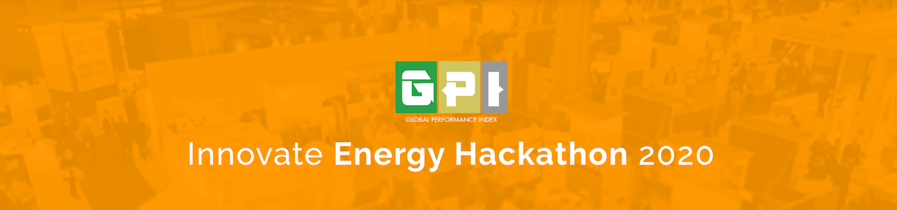 Innovate Energy Hackathon 2020