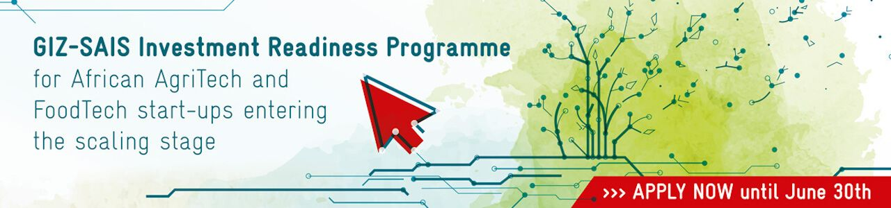 GIZ-SAIS Investment Readiness Programme 2020