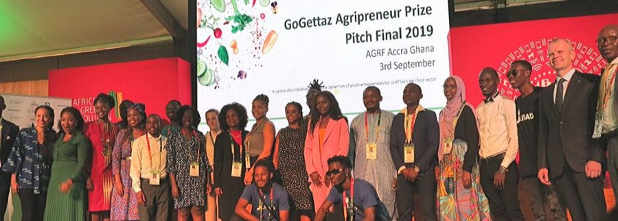 2020 GoGettaz Agripreneur Prize: Chance for two agrifood startups to win $50,000