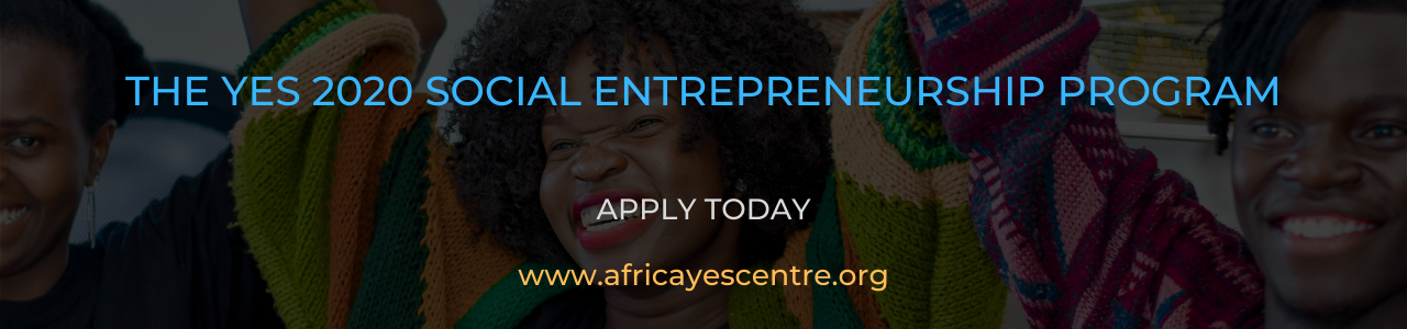 The Africa YES 2020 Program for Young Social Entrepreneurs