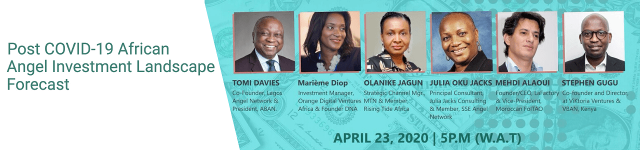 Post COVID-19 African Angel Investment Landscape Forecast