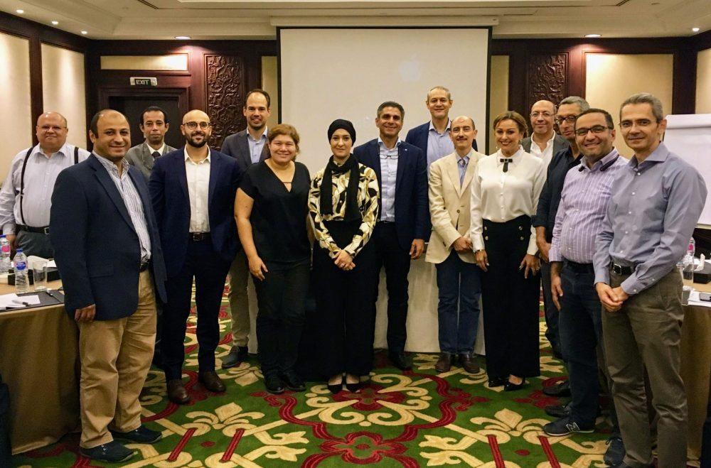 Mentor Driven Capital Egypt VC4A