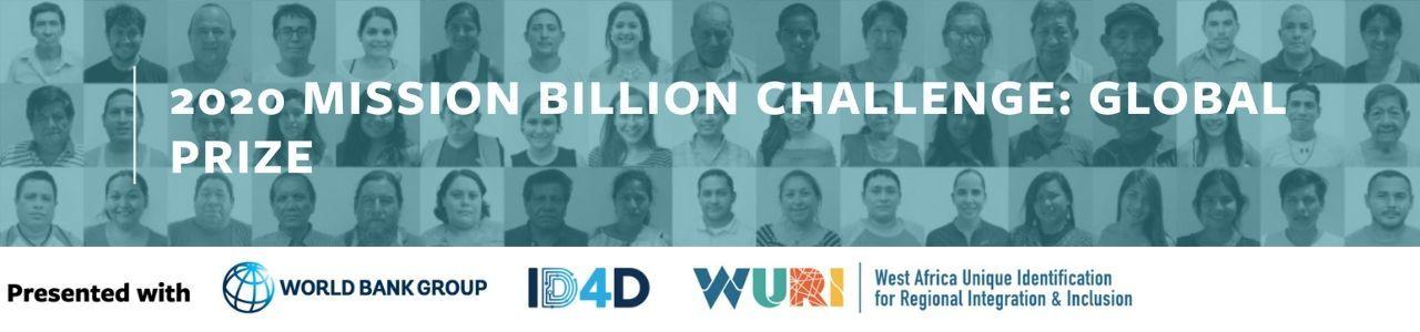 Mission Billion Challenge – Global Prize