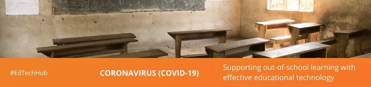 EdTech responses to COVID-19