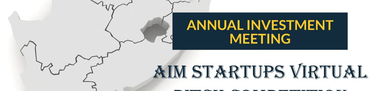AIM Startups Virtual Pitch Competition