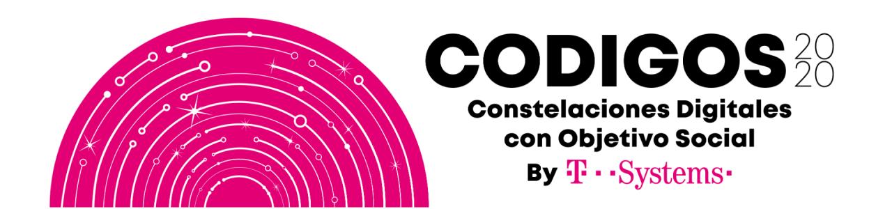CODIGOS | T-Systems Programa de Aceleración