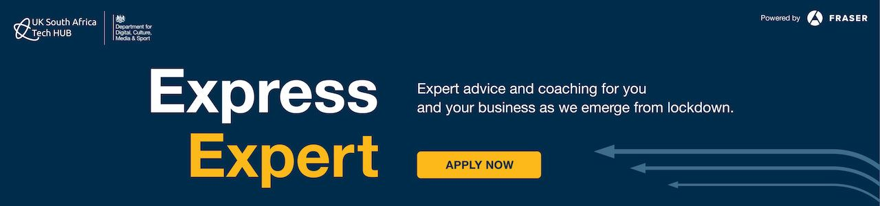 Express Expert – fully funded business coaching series