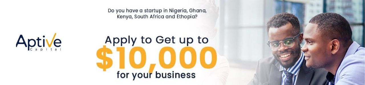 Aptive Capital Funding for Startups in Africa