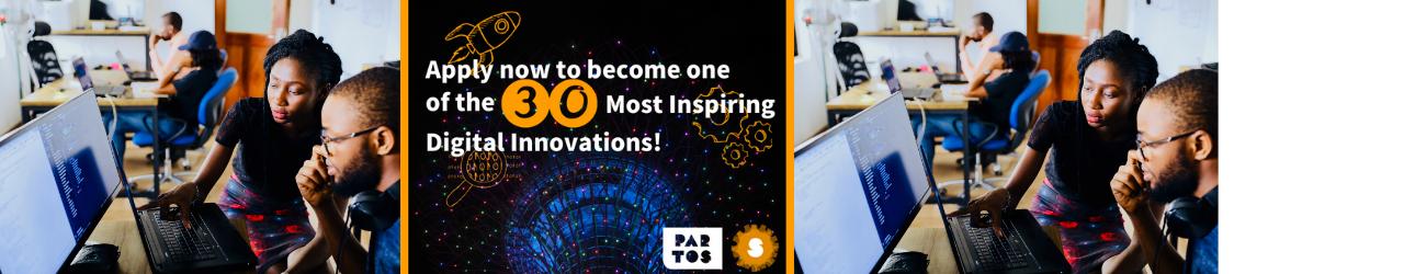 Partos: The 30 Most Inspiring Digital Innovations of 2020
