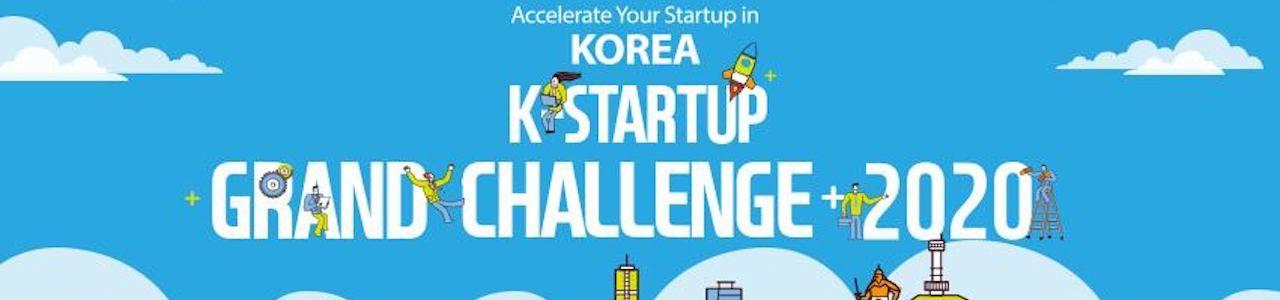 K-Startup Grand Challenge 2020 – Win $120K!