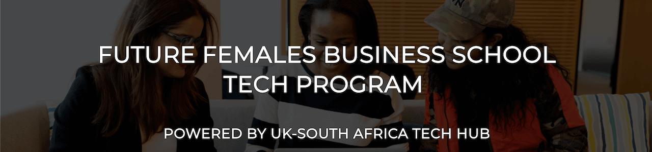 Future Female Business School Tech Program