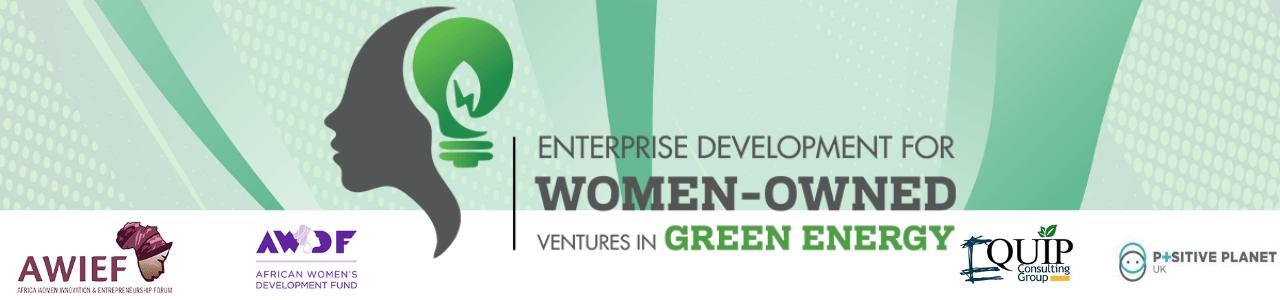 Enterprise Development – Green Energy
