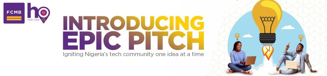 EPIC PITCH – Women in Tech Edition
