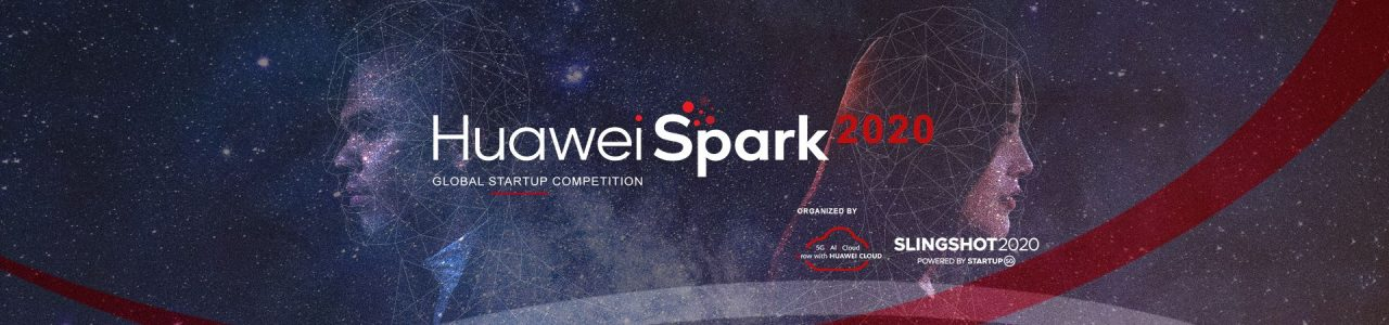 Huawei Spark 2020 – Global Startup Competition
