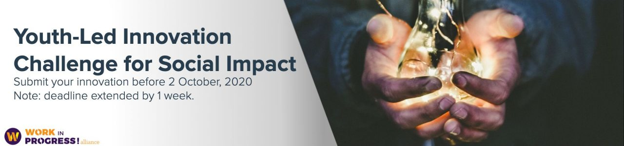 Youth-led Innovation Challenge for Social Impact, Egypt