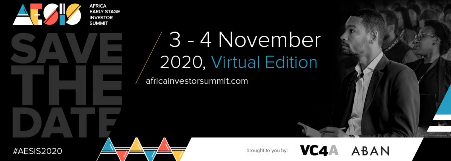 Scaling the innovation economy and investing in Africa's success #AESIS2020