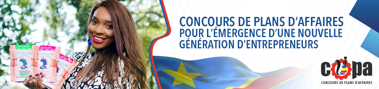 RDC – Concours de Plans d'Affaires – Jeunes entrepreneurs
