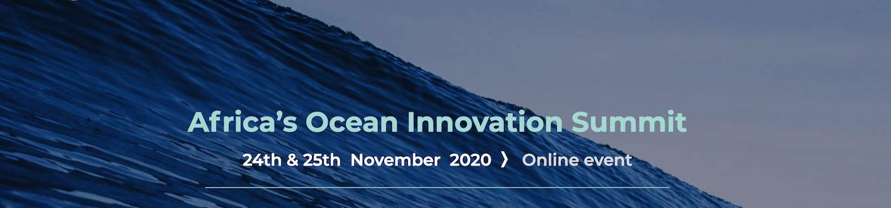 Ocean Innovation Africa Summit 2020
