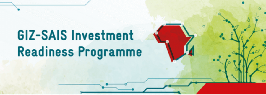 GIZ – SAIS announces the cohort for the Investment Readiness Program 2020