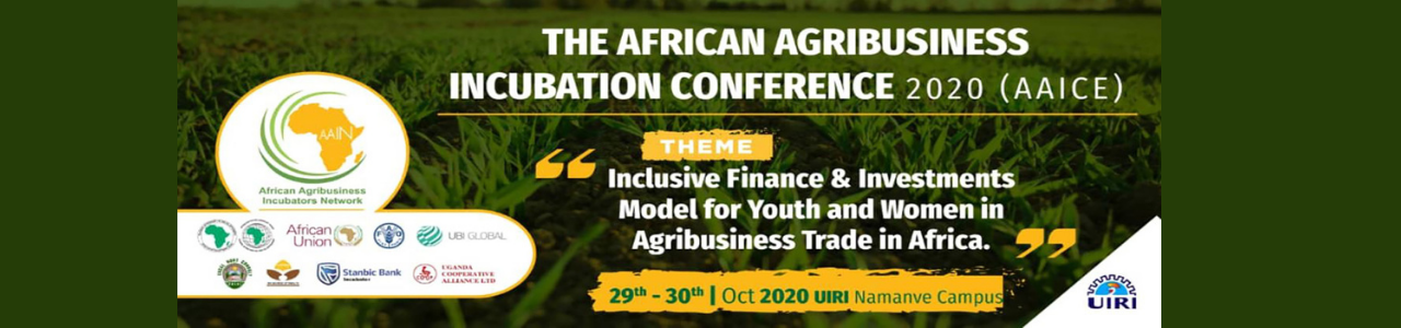 African Agribusiness Incubators Network (AAIN) Conference