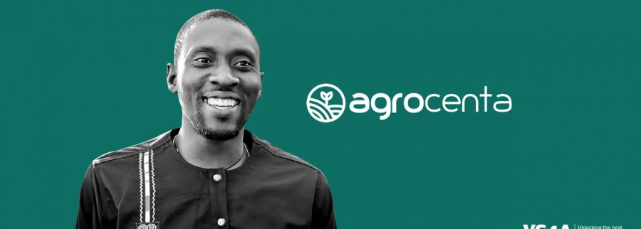 VC4A Founder Series interview with Michael Ocansey of agrotech startup AgroCenta