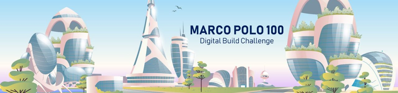 Horizon Legacy Marco Polo 100 Digital Build Challenge