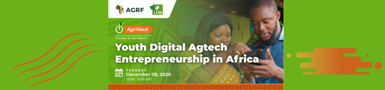 Youth Digital AgTech Entrepreneurship in Africa