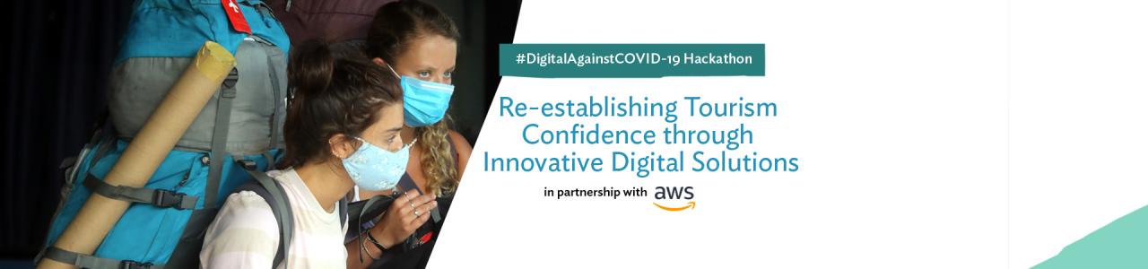 Re-establishing Tourism Confidence through Digital Solutions
