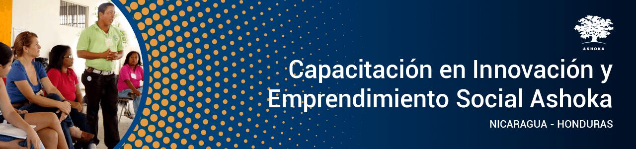 Capacitación en innovación y emprendimiento social Ashoka