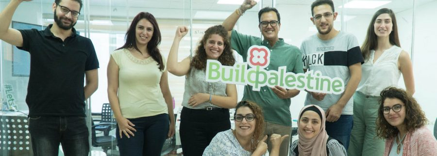 BuildPalestine – The story of Lama Amr
