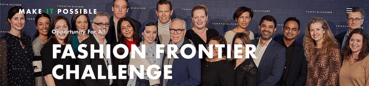 Tommy Hilfiger Fashion Frontier Challenge 2021