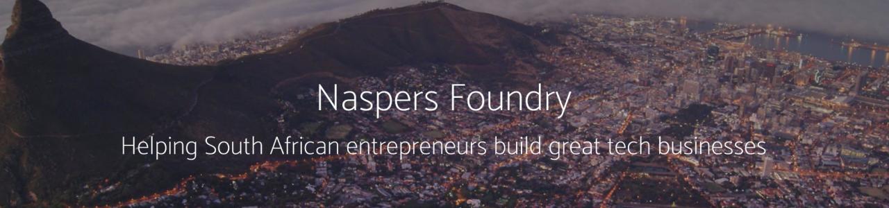 Naspers Foundry