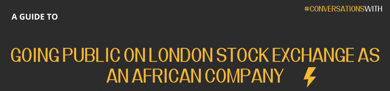 Conversations With London Stock Exchange Group